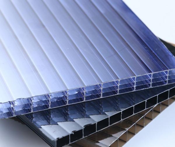 四层阳光板价格一般多少钱一平方米?