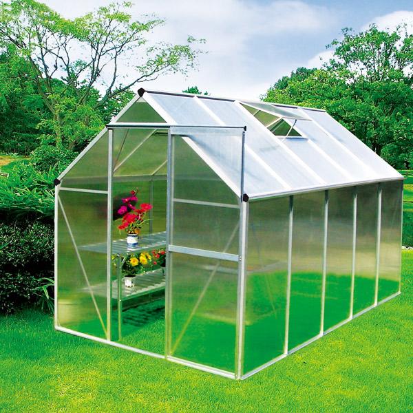 pc阳光板花房小温室