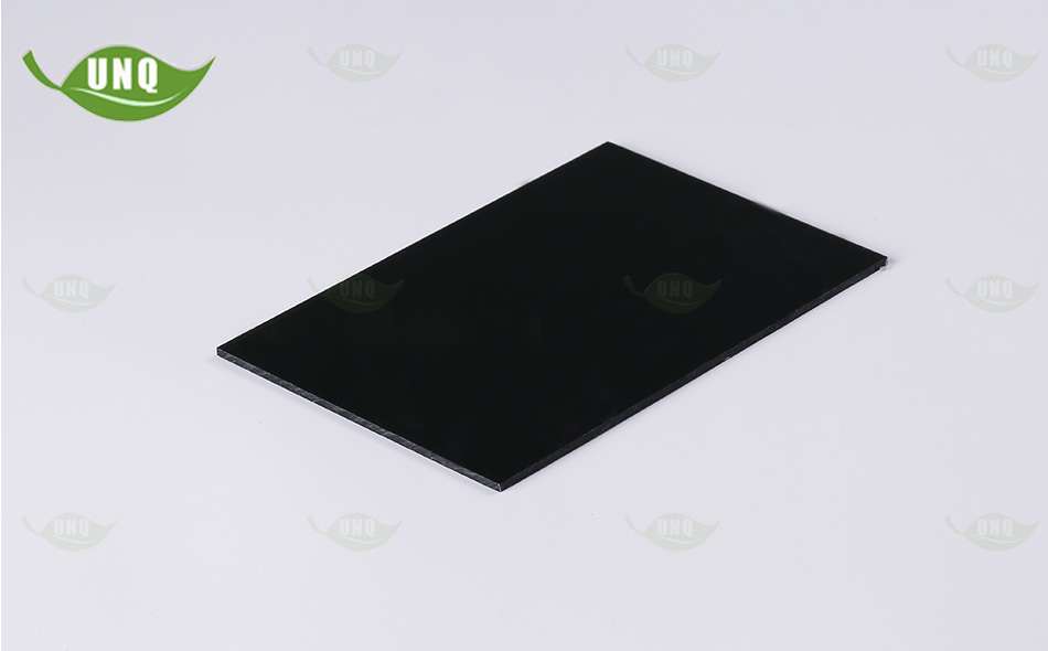 黑色PC耐力板