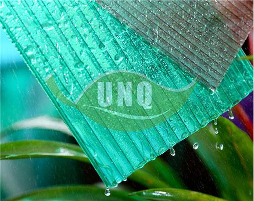 pc阳光板的清洗方法——优尼科河北阳光板厂家