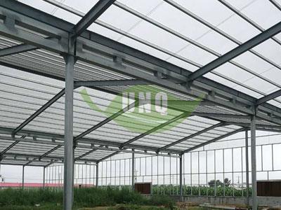 阳光板温室大棚的通风设计