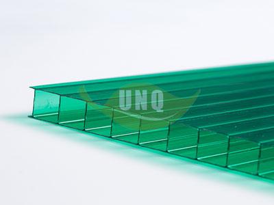 智能阳光板温室大棚的优点