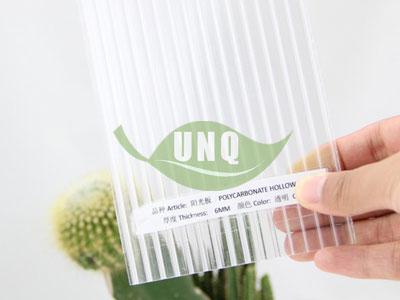 什么PC阳光板被广泛应用在温室大棚?
