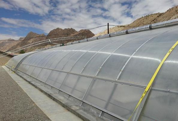 种植花卉需要用多厚的PC阳光板作温室大棚?