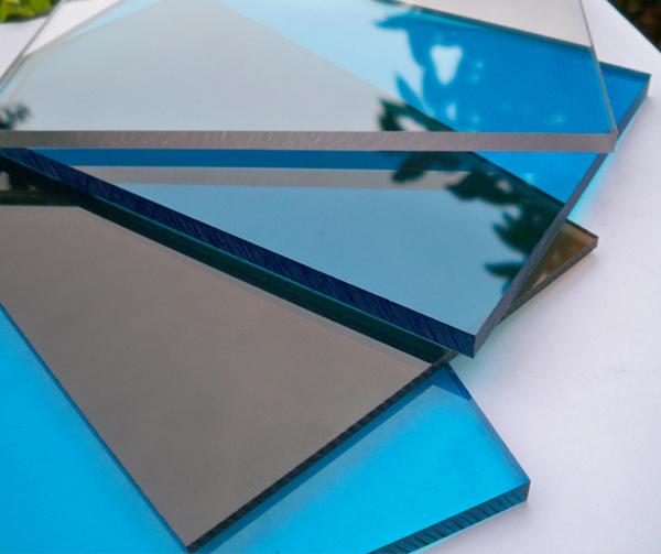 pc耐力板做幕墙的优越性能