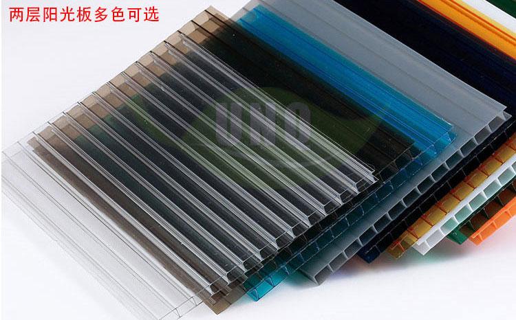 PC阳光板每平米价格多少钱