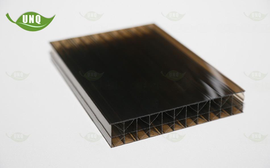 茶色米字型阳光板