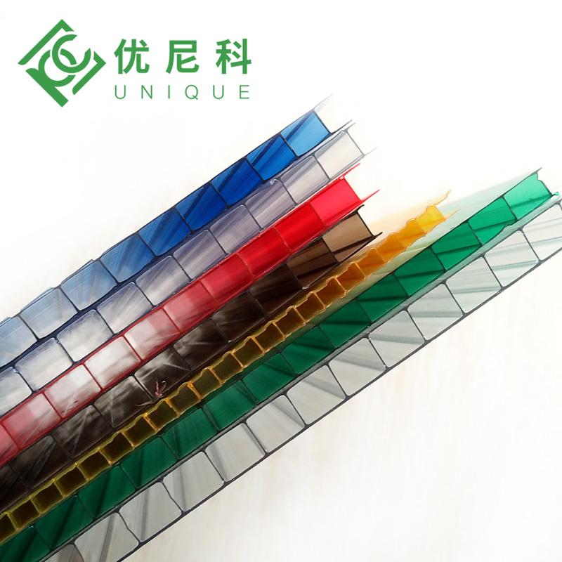 优尼科生产的阳光板