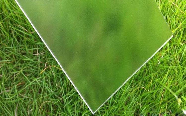 河北优尼科磨砂透明阳光板图片