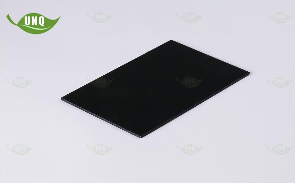优尼科黑色耐力板图片