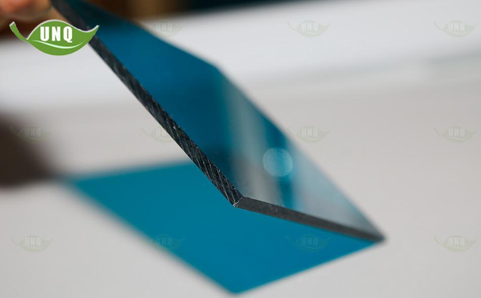 pc宝蓝耐力板图片