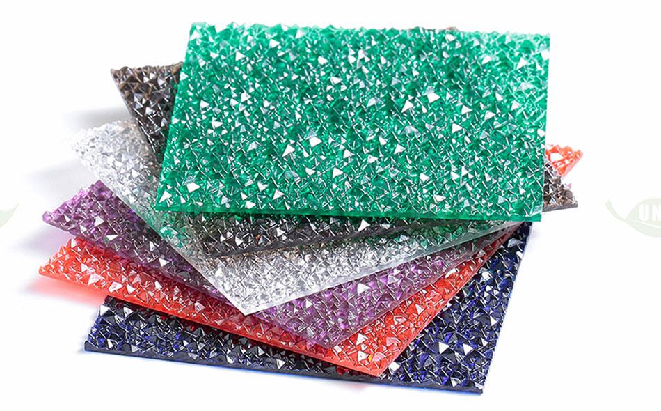 优尼科pc钻石颗粒板图片