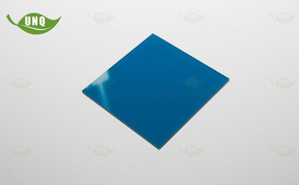 优尼科宝蓝pc阳光板图片