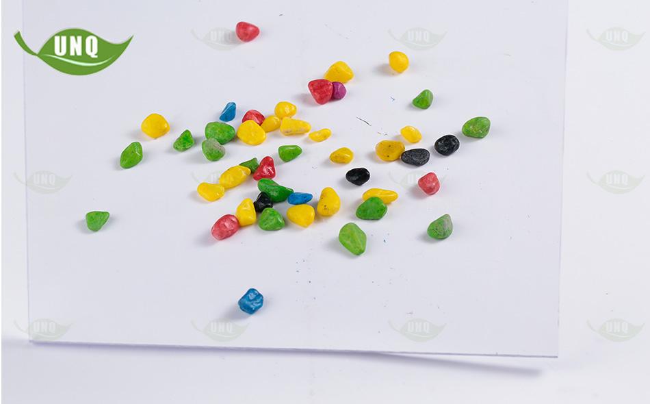 优尼科透明耐力板图片