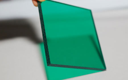优尼科草绿耐力板