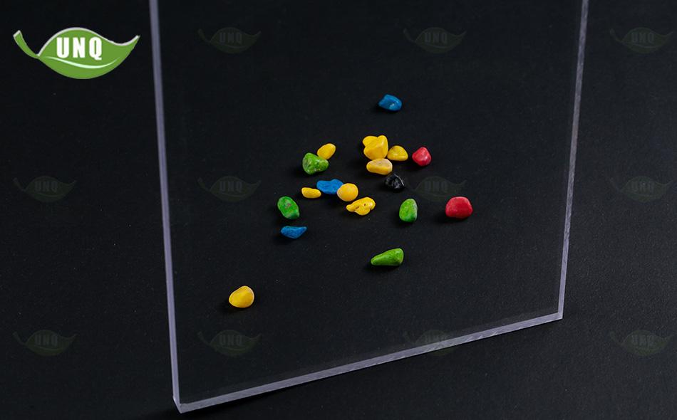 优尼科pc透明耐力板