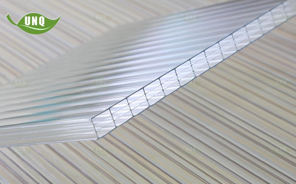 四层pc透明阳光板