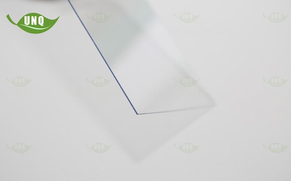 透明实心耐力板