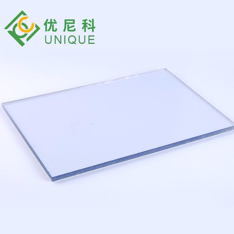 透明实心PC板